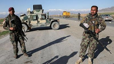 """Western forces pack up to end their war, Afghans """"manage the consequences"""""""