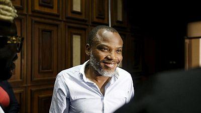 Nigeria refuses to disclose details of separatist leader's re-arrest