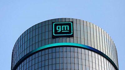 General Motors reports 40% rise in second-quarter U.S. auto sales