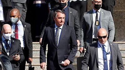 Brazil's Bolsonaro plans ministerial reshuffle to please allies