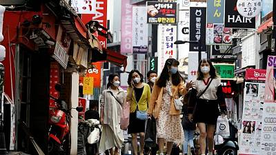 S. Korea's Q2 GDP growth hits decade high but risks loom