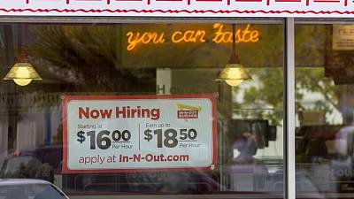 U.S. job growth picks up in June; unemployment rate rises to 5.9%