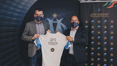 L'Olympique de Marseille (OM) annonce son tout premier Partenaire Officiel africain