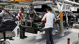 El crecimiento de la actividad de las fábricas españolas se ralentiza en julio, pero sigue siendo fuerte -PMI