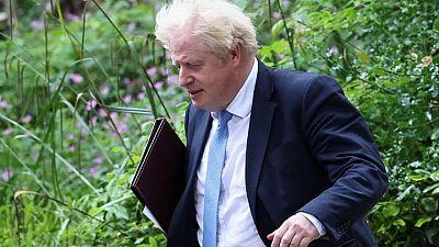 Britain and EU must fix Northern Ireland protocol, PM Johnson says