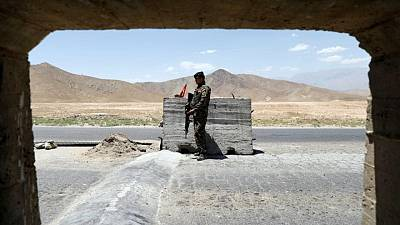 'What was the point?' Afghans rue decades of war as U.S. quits Bagram