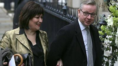 Britain's cabinet office minister and wife to divorce