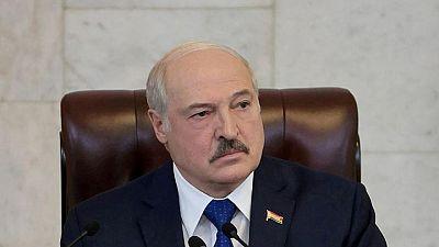 Lukashenko ordena el cierre de la frontera de Bielorrusia con Ucrania: BelTA