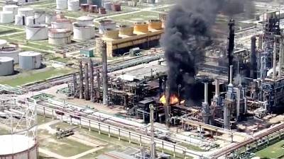 Romanian Black Sea refinery blast kills one, injures five