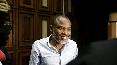 Lawyer for Biafran separatist alleges abuse, Kenya denies involvement