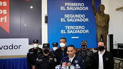 El Salvador attorney general seizes opposition party assets in corruption case