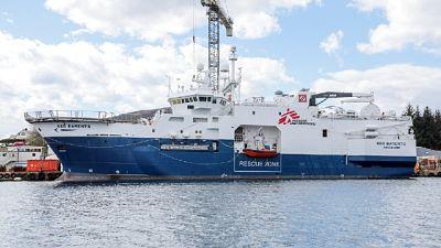 Dopo ispezione a bordo. Ong,13 navi bloccate da Italia in 3 anni
