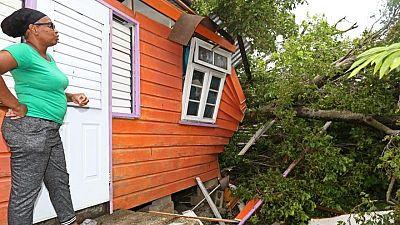 República Dominicana evacúa a residentes mientras tormenta Elsa avanza