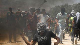 """مقتل فلسطيني في اشتباك بالضفة الغربية وإسرائيل تشن """"هجمات انتقامية"""" على قطاع غزة"""