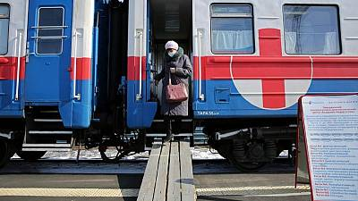 روسيا تسجل أكثر من 25 ألف إصابة جديدة بكورونا و663 وفاة