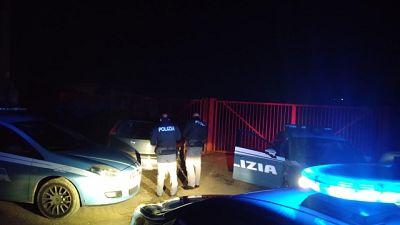Controlli di polizia e carabinieri