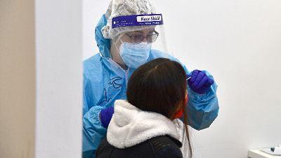 Stabile il numero di ricoverati, verso 1,5 milioni di vaccinati