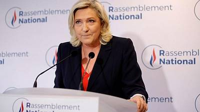 France's Le Pen: we will not return to the old National Front