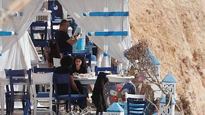 Egypt eases guest limits in hospitality sector as infections fall
