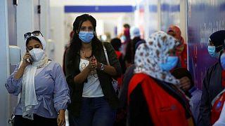 مصر تسجل 89 إصابة جديدة بفيروس كورونا و6 وفيات