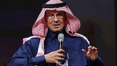 وزير الطاقة السعودي يرد على معارضة الإمارات لاتفاق أوبك+