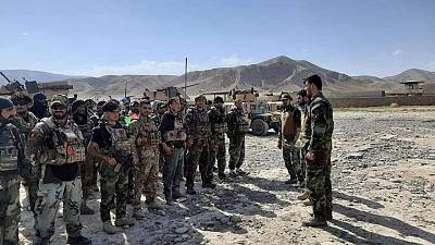 Afghan forces plan counteroffensive in northern provinces - report