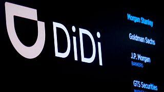 Didi shares slump 25% on China crackdown