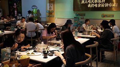 El crecimiento de los servicios de junio en China al nivel más bajo en 14 meses -Caixin PMI