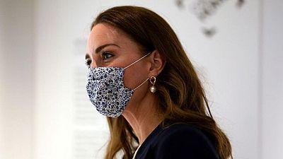 British royal Kate self-isolating after COVID-19 contact