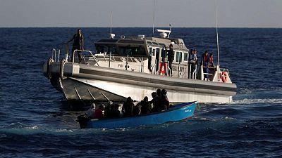 Al menos 21 muertos tras el hundimiento de una embarcación frente a Túnez