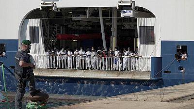 أطباء بلا حدود تندد باحتجاز سفينة إنقاذ مهاجرين في إيطاليا