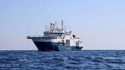 MSF reclama por detención de un barco de rescate de migrantes en Italia