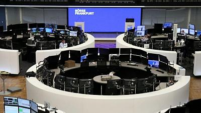 European shares muted after three days of gains