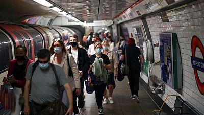 Factbox-England ends lockdown: No facemasks, no distancing, no WFH order
