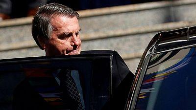 Brazil President Bolsonaro hospitalized in Brasilia, says source