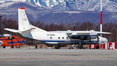 Plane with 28 on board crashes into sea in Russia's far east -RIA