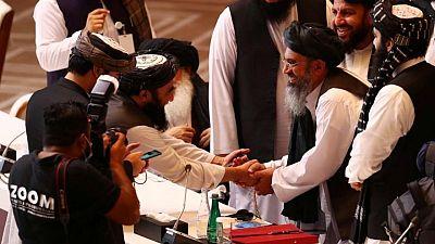 EXCLUSIVA-Los talibanes podrían presentar un plan de paz en agosto