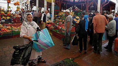 زيادة معدل التضخم السنوي التونسي إلأى 5.7% في يونيو