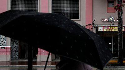La tormenta tropical Elsa llega al estrecho de Florida tras dejar fuertes lluvias en Cuba