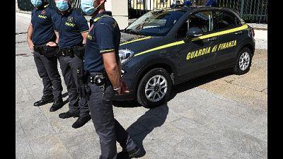 Blitz Gdf-Procura Milano, 'frode fiscale esternalizzando lavoro'