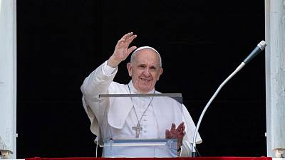 Pope recovery going well, got up to walk, tests good - Vatican