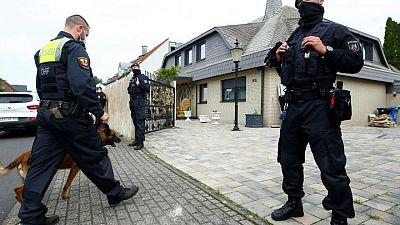 La policía alemana detiene a cientos de personas en operación contra la delincuencia de EncroChat