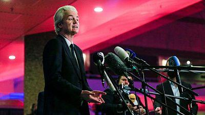 Dutch populist Wilders' discrimination conviction upheld by Supreme Court