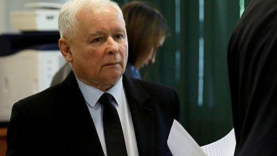 Poland's Kaczynski slams Israel for criticism over war restitution law