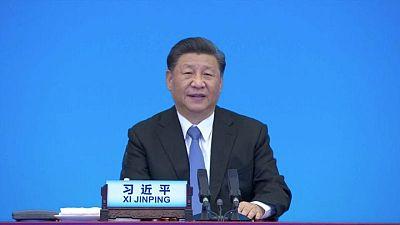 China finances setup of APEC fund to fight COVID - state media