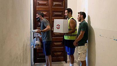 الخضروات سلاح الفقراء في لبنان لسد فجوة البروتين بعد زيادة أسعار اللحوم