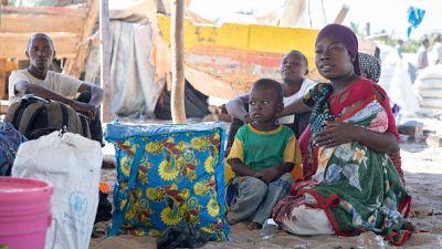 La crise des déplacements de populations au Nord du Mozambique fait grimper les taux de la faim alors que les familles fuient les violences