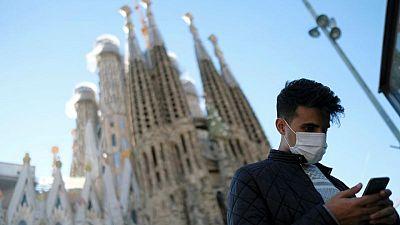 España suma 21.879 casos y 6 muertes por COVID-19