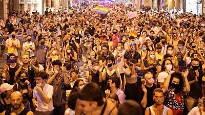 Spanish police arrest three over suspected homophobic killing