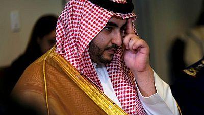 البيت الأبيض: نائب وزير الدفاع السعودي يلتقي بمسؤولين أمريكيين في واشنطن